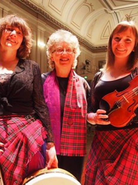 ALL-GIRL ceilidh band Danse McCabre have been ambassadors for Scottish music for more than a decade.